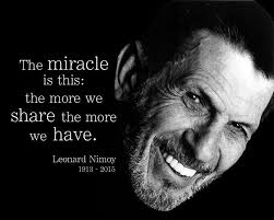 Leonard Nimoy Quotes Classy Leonard Nimoy Quotes Daily Leading Quotes Magazine Database