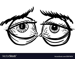 Image result for images of tired eyes