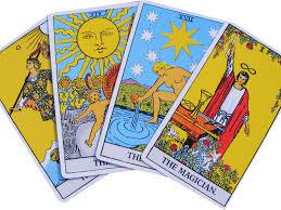 i am practicing tarot card reading 10