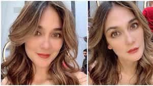 Detikhotkamis, 10 des 2020 11:27 wib. Bikin Pangling Luna Maya Potong Rambut Di Beverly Hills Lifestyle Liputan6 Com