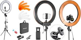 Ring Light For Phone Amazon Amazon 1 Best Selling Phone Dslr Ring Light Is A Photo Must