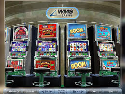 Off The Charts Slot Machine Slots Wms Double Pack