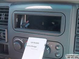 stereo mounting kit for the 2002 ram 1500 crutchfield research photo