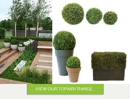 artificial outdoor evergreen shrubs stylish and trees groupon goods