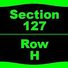 4 Tickets Outback Bowl 1 1 Raymond James Stadium Tampa Ebay