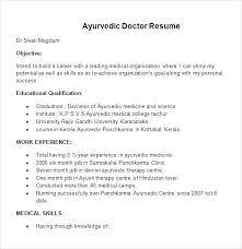 Resume Format For Doctor Medical Resume Template Resume Doctors