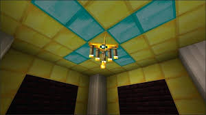 minecraft ceiling ceiling light 4 how to make