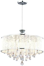 drum light with crystals drum shade crystal chandelier drum pendant chandelier with crystals five light chrome drum light with crystals