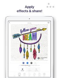 Small Picture Coloring Book for Me Coloring pages for adults on the App Store