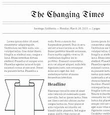 Newspaper Article Template For Pages Google Docs Template Newspaper Elegant Create A Fake Newspaper