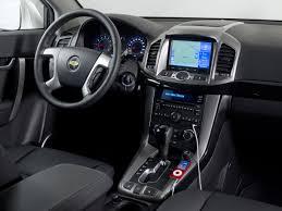 2013 Chevrolet Captiva 4X4, car, interior, dashboard lights ...