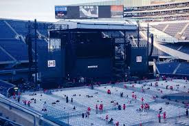 Soldier Field Section 334 Concert Seating Rateyourseats Com
