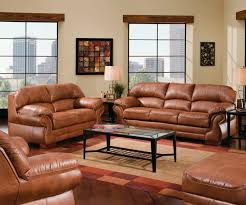 Leather Furniture Sets For Living Room Brown Leather Couch And How To Care Properly Traba Homes