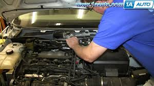 how to install replace wiper linkage transmission 2000 05 ford 2000 Ford F 150 Wiper Motor Diagram how to install replace wiper linkage transmission 2000 05 ford focus youtube 94 F150 5 0 Motor Diagram