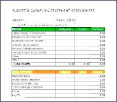 Personal Finance Excel Spending Budget Template Personal Finance Spreadsheet Excel