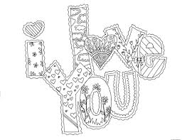 Small Picture Valentines Coloring Pages And Love Coloring Book Pages