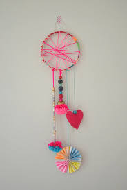 Dream Catcher Craft For Preschoolers Enchanting DIY Dream Catchers Made By Kids ARTBAR