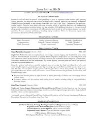 New nurse resume template sample new rn resume entry level nurse