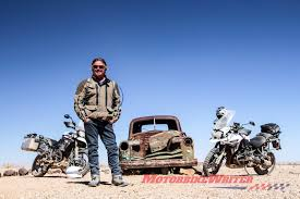 charley boorman back in saddle for