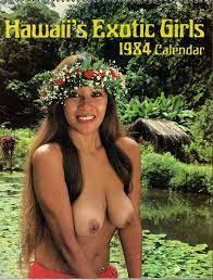 Girls of hawaii calendar topless
