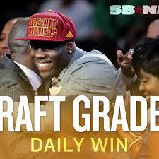 2013 NBA Draft grades (Daily Win ...