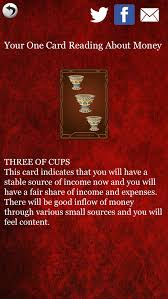 tarot card reading free daily tarot horoscope screenshot 4