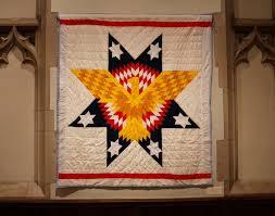 Creating · Quilts Of The Lakota — Arthur Ross Gallery, Quilt by ... & Creating · Quilts Of The Lakota — Arthur Ross Gallery, Quilt by Alice Blue  Legs Adamdwight.com