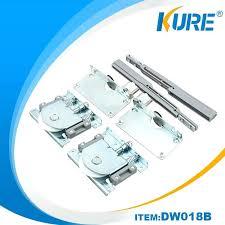 sliding door mechanism best on sliding roller fittings for furniture high quality standard push to