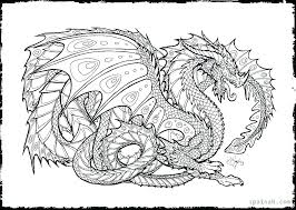 New Printable Coloring Pages Of Dragons And Dragon Coloring Page 54