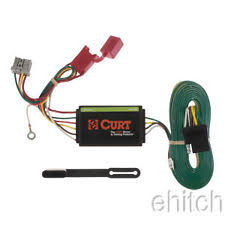 trailer wiring harness ebay wiring harness for trailer with brakes curt trailer hitch t connector custom wiring harness 56161 for honda odyssey van