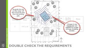 Vignette Design Architect Registration Exam Site Grading Vignette