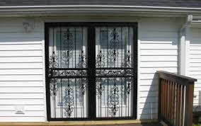 Door : Double Triple Security Doors Amazing Double Door Security ...