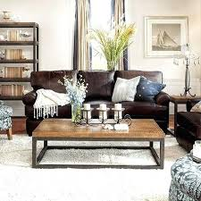 Light Brown Leather Sofa Living Room Ideas Home Decor Light Brown