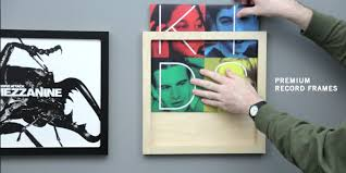 ... Line Phono Record Frames