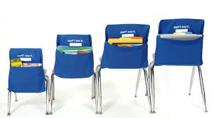 classroom chair back. seat sack new and improved fabricseat introduces a fabric classroom chair back .