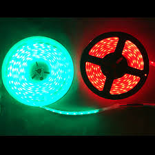 Green Led Light Strips Delectable 60M LED REDGREEN LIGHT STRIP FOR 60' ARM LED ONLY GateArm