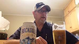 Rockdale Light Alcohol Percentage The Beer Review Guy 720 Rockdale Light 4 2 Abv