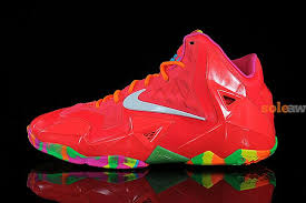 lebron fruity pebbles. preview: nike lebron 11 gs \u201cfruity pebbles\u201d | sneakers in women\u0027s sizes pinterest lebron 11, and air max fruity pebbles