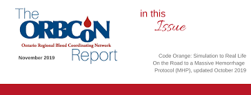 Orbcon Inspiring And Facilitating Best Transfusion