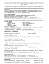 Resume Example Download Examples Of Resumes