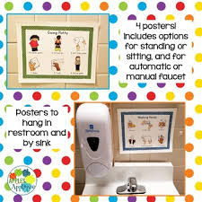 Visuals For Potty Training And Hand Washing By Apples To Applique