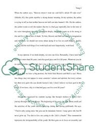 Analysis Of Life Story By David Shields Essay Example