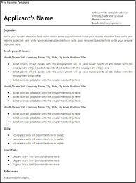 Proffessional Resume Template Barca Fontanacountryinn Com