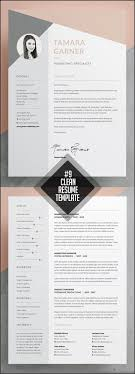 Adobe Resume Templates Sample Free Indesign Resume Template