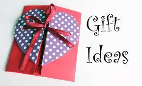 diy envelope paper heart card gift make for boyfriend girlfriend you