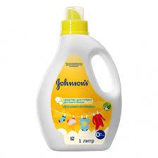 """JOHNSON'S Ср-во <b>д</b>/<b>стирки детск</b>. белья""""Для маленьких непосед ..."""