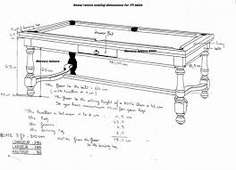 Board And Batten Dimensions Homemade Pool Table Plans Follow These Step By Step Instructions