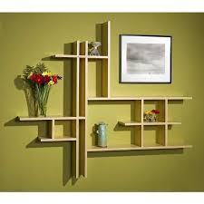 1000 ideas about shelf magnificent wall shelves design