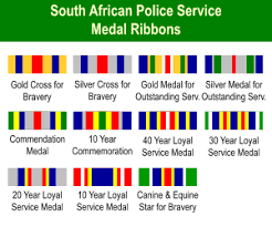 South African Police Decorations Wikipedia
