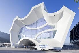 real architecture buildings.  Real HyunDai Pavilion Yeosu Image From Architect Inside Real Architecture Buildings E